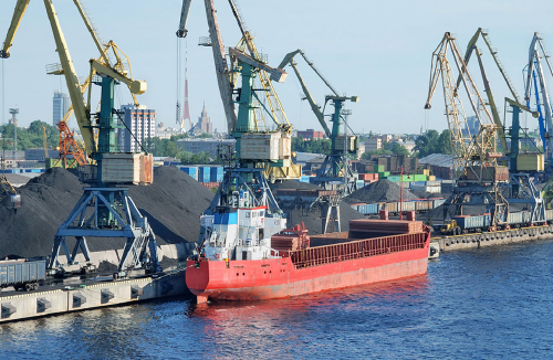 SHIPPING AGENCY - CSD Talevi